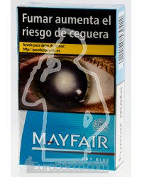 Mayfair Sky Blue 200 CIGARETTES CARTOON BOX