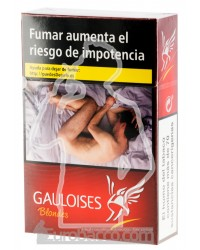 Gauloises Red 200 CIGARETTES CARTOON BOX