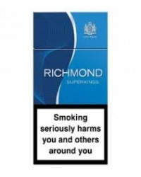 Richmond Superkings 200 Cigarettes Carton