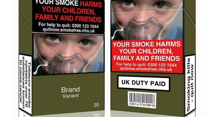 How tobacco firms flout UK law on plain packaging